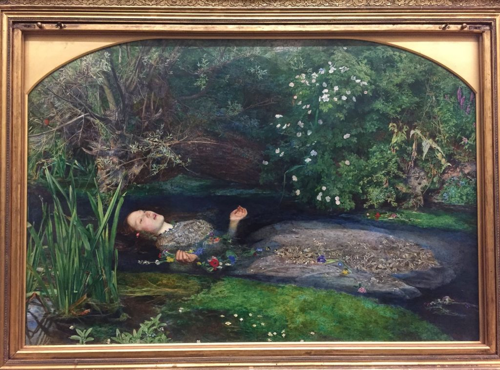 Guided tour – The Pre Raphaelites at Tate Britain